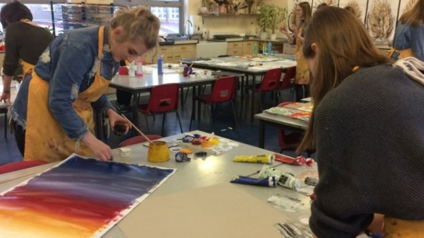 Creative subjects being squeezed, schools tell BBC