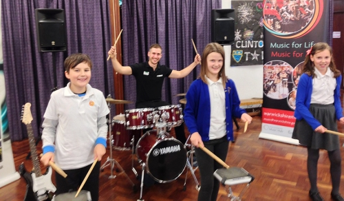 Yamaha taster session