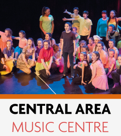 Central Area Music Centre